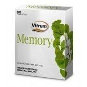 VITRUM MEMORY x 60 tablets, how to improve your memory?