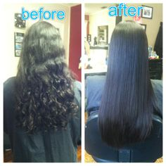 Agave Smoothing Treatment.... Love it