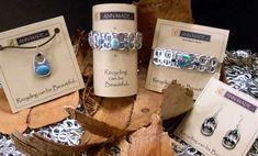 Soda Tab - Soda Tab Jewelry - Recycled Jewelry Designs - Handmade Jewelry - Ann-Made Jewelry 4