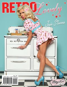 Sneak peek of the cover for the next issue of @retrolovely Shot by the awesome @mitziandco Makeup/hair by @KVanDerham :)