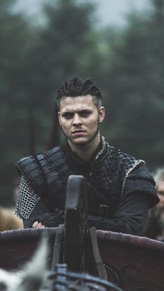 """ Alex Høgh Andersen as Ivar the Boneless in Vikings "" Vikings Tv Show, Vikings Tv Series, Ivar Le Désossé, Ivar Ragnarsson, 1440x2560 Wallpaper, Viking Wallpaper, Ragnar Lothbrok Vikings, Lagertha, Top Des Series"
