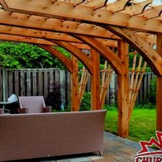The perfect way to build great pergolas is to refer to the pergola plans. Whether you are building it yourself or with the help of contractors, you must study several plans and select the right one so that the work will be lot easier. Pergola Garden, Wood Pergola, Pergola Canopy, Outdoor Pergola, Pergola Plans, Diy Pergola, Pergola Kits, Outdoor Decor, Pergola Ideas