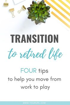 Here are four of tips to help you transition into retirement. Whether you have been retirement planning for years or , plan on taking an early retirement, here is some retirement advice on what has worked for us. You made it now enjoy it! Retirement Budget, Retirement Advice, Retirement Cards, Saving For Retirement, Early Retirement, Retirement Planning, Financial Planning, Best Retirement Quotes, Retirement Countdown