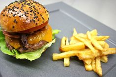the best home-made hamburger