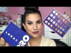 LORAC Mega PRO Palette 2 Review!