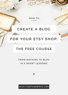 I TURNED A SMALL ETSY SHOP INTO A THRIVING BUSINESS... BLOGGING TOOK MY BUSINESS TO THE NEXT LEVEL. Do you catch yourself scrambling to find new customers? Are you posting to social media when no one is listening? Are you just doing what you see other businesses doing…then hoping it works for you? Find out why a Blog can change everything for you, and see why making sales can be the easiest part of your day! Click to read articl