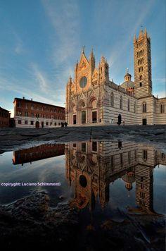 Duomo su Duomo - Foto di Luciano Schimmenti - #Siena #DuomoDiSiena