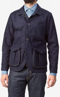 Best representation descriptions: Filson Guide Work Jacket Related searches: Wool Coats for Men,Woolrich Wool Jacket,Work Jackets and Coats. Winter Trench Coat, Trench Coat Men, Mens Winter Coat, Formal Jackets For Women, Casual Jackets, Winter Work Jackets, Line Jackets, Wool Jackets, Wool Coats
