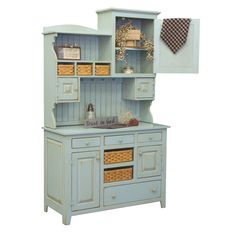Amish Lizzies Hutch | Amish Furniture | Shipshewana Furniture Co.
