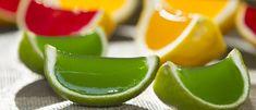 Caipirinha de gelatina em Gomos | Doces e sobremesas > Receitas com Gelatina | Receitas Gshow