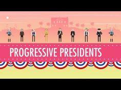 3 presidents of the progressive era essay