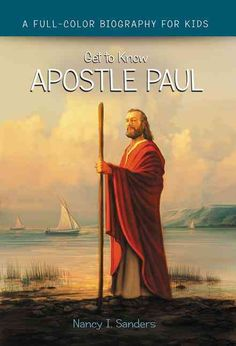 Apostle Paul part of the Get to Know seriesis a unique biography about Paul. Focusing on the life and character of this Biblical hero, using color photographs, maps, and other visual resources to tell