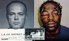 Ex-officer involved in 1991 Rodney King beating is charged with DUI Rodney King, Buzzfeed Articles, Drunk Driving, Farm Hero Saga, Cops, Police Officer, History, Fictional Characters, Google Search