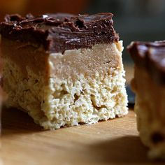 Peanut Butter Fudge Treats
