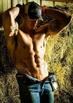 Sexy Country boy with Tattoos :)