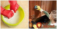 Na udržanie upratanej a čistej kuchyne používame množstvo čistiacich prostriedkov zobchodu. Je však možné zvládnuť to s perfektným výsledkom aj bez použitia chémie? Odpoveď znie áno. Prinášam vám niekoľko geniálnych trikov, ktoré poznali a úspešne používali už naše staré mami. Kuchyňu odmastíte a vyčistíte dokonale a hlavne nadlho! Umývanie podláh jedným ťahom, bez šmúh Potrebujeme:... Living Room Interior, Interior Design Living Room, Design Trends, Design Ideas, Plastic Cutting Board, Kitchen Appliances, Good Things, Medicine, Diy Kitchen Appliances