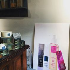 Our lovely store...soo happy with our new product boards! #lovemyoffice #gratitude #shoplocal #goodthingshappen #theartoforganicbeauty #thebestmoisturiserever #honestbeauty #crueltyfree #certifiedorganic #earthmothersoulsister #shoplocal #ramsbottom #supersensitive #supportthemakers #happyfriday