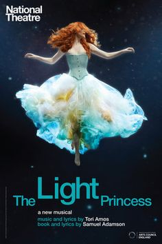 The Light Princess Wall Art & Canvas Prints by Anonymous