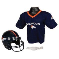 Kids Denver Broncos Costumes for Halloween