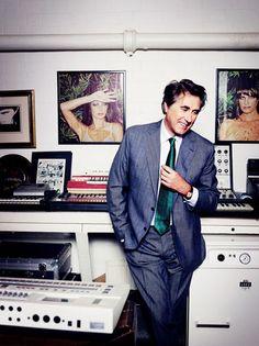 Hot Tracks: Bryan Ferry's New Solo Album, Avonmore | Vanity Fair