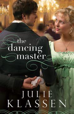 The Dancing Master by Julie Klassen is an okay read, but is not Klassen's best work. The characters suffer from an excess of plot development.