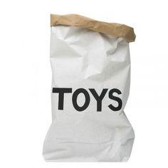 Papiertüte - Toys von Tellkiddo