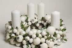 Výsledek obrázku pro vánoční dekorace na stůl přírodní