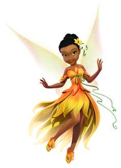 Фея Иридесса в праздничном платье (Pixie party)