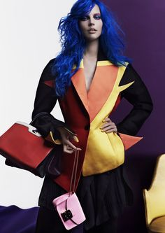 Sylvain Cabouat - Set Designers - Editorial - Vogue Italia David Dunan | Michele Filomeno