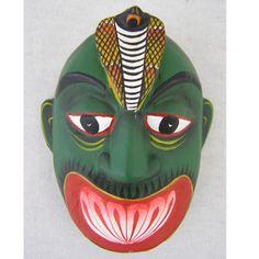 Insanity Demon Mask 23