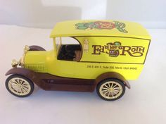 "Ed ""Big Daddy"" Roth Rat Fink 1915 Studebaker Liberty Classics Diecast Car Bank #LibertyClassics #Studebaker"