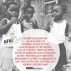 Een prachtig goed doel. Met een groot hart. Wil je stemmen? http://ift.tt/2dbGVd3 #woordkunsten #tipiforafricare #delenmag