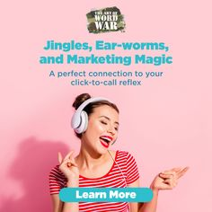 Have you ever had a jingle stuck in your head? Well, you are not alone because it happens to everyone. Marketing jingles have the amazing power to live in our heads for days and can come back with just a few notes of music. In Advertising, jingles have been performing their magic for decades. In… Google Ads, Comebacks, Advertising, Notes, Social Media, Magic, Content, Marketing, Shit Happens