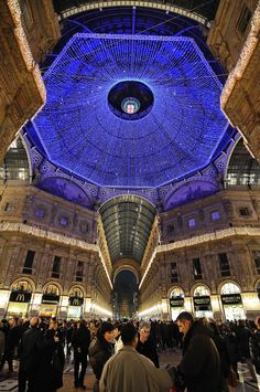 Galleria Milano - You won't Forget your #summer13 holidays after a short trip at this place