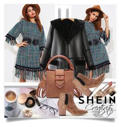 """""""SHEIN VI/7"""" by creativity30 ❤ liked on Polyvore featuring Nude by Nature and shein"""