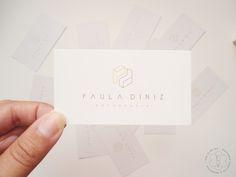 Cartão de Visita Paula Diniz Fotografia