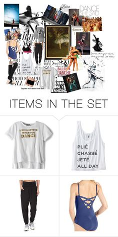 """Dance"" by moonstruckmermaid ❤ liked on Polyvore featuring art"