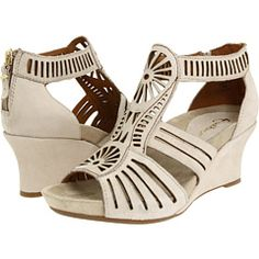 Earthies - Carmona - the cutest and most comfortable sandals!  Love, love, love Earthies!
