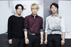 JYJ | Press Conference in Taipei 140911