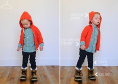 from head to toe: crewcuts | Small Fry