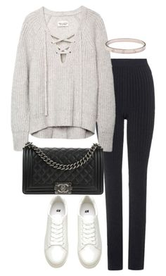 """Untitled #3090"" by theeuropeancloset on Polyvore featuring STELLA McCARTNEY, Chanel and Cartier"