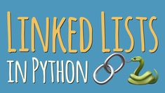 Learn how to implement a linked list data structure in Python, using only built-in data types and functionality from the standard library.