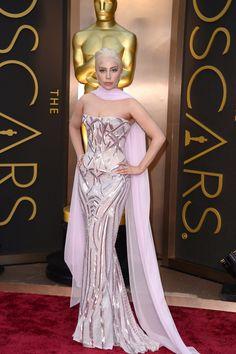 Lady Gaga. Academy Awards 2014