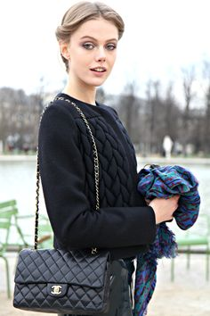 Classic Chic Coco Chanel Bags Passion For Fashion Love
