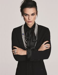 Keira Knigthley pour Coco Crush de Chanel August 2016