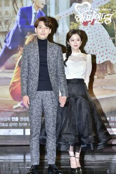 """Jung Kyung Ho Shares Thoughts on Acting With Jang Nara for """"One More Happy Ending"""" 