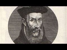 Nostradamus - Some freaky thing going on