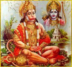 Pawan Putra Shree Hanuman ki Jai!