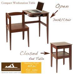 Solid Wood Desks, End Tables