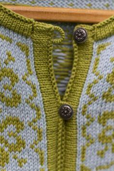 Wenches hobbyblogg...: jakker og topper